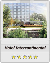 Geneva airport taxi to Hotel Intercontinental